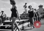 Image of Floyd Bennett Field Brooklyn New York City USA, 1956, second 49 stock footage video 65675041380