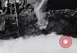 Image of Celilo Falls Oregon United States USA, 1956, second 55 stock footage video 65675041382