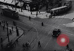 Image of One way streets Germany, 1929, second 38 stock footage video 65675041389