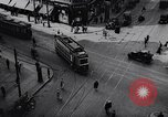 Image of One way streets Germany, 1929, second 39 stock footage video 65675041389