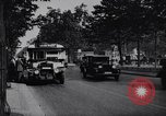 Image of One way streets Germany, 1929, second 59 stock footage video 65675041389