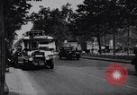 Image of One way streets Germany, 1929, second 60 stock footage video 65675041389