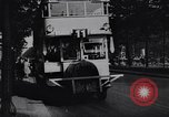 Image of One way streets Germany, 1929, second 62 stock footage video 65675041389