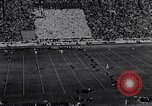 Image of football match Los Angeles California USA, 1929, second 16 stock footage video 65675041392