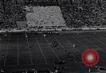 Image of football match Los Angeles California USA, 1929, second 17 stock footage video 65675041392