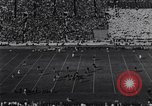 Image of football match Los Angeles California USA, 1929, second 21 stock footage video 65675041392