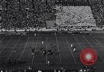 Image of football match Los Angeles California USA, 1929, second 25 stock footage video 65675041392