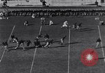 Image of football match Los Angeles California USA, 1929, second 33 stock footage video 65675041392