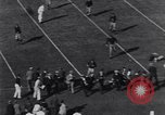 Image of football match Los Angeles California USA, 1929, second 44 stock footage video 65675041392