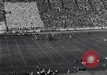 Image of football match Los Angeles California USA, 1929, second 55 stock footage video 65675041392