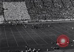 Image of football match Los Angeles California USA, 1929, second 56 stock footage video 65675041392