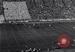 Image of football match Los Angeles California USA, 1929, second 57 stock footage video 65675041392