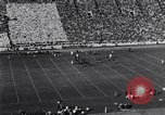 Image of football match Los Angeles California USA, 1929, second 58 stock footage video 65675041392