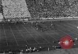 Image of football match Los Angeles California USA, 1929, second 59 stock footage video 65675041392