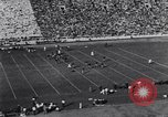 Image of football match Los Angeles California USA, 1929, second 60 stock footage video 65675041392
