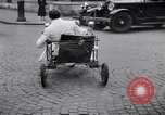 Image of unique motorcycle France, 1930, second 9 stock footage video 65675041393