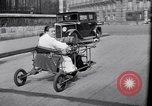 Image of unique motorcycle France, 1930, second 14 stock footage video 65675041393