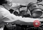 Image of unique motorcycle France, 1930, second 25 stock footage video 65675041393