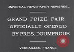Image of President Doumergue Versailles France, 1931, second 3 stock footage video 65675041401