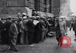 Image of unemployed veteran soldiers Detroit Michigan USA, 1933, second 20 stock footage video 65675041405