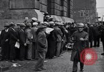 Image of unemployed veteran soldiers Detroit Michigan USA, 1933, second 21 stock footage video 65675041405
