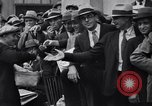 Image of unemployed veteran soldiers Detroit Michigan USA, 1933, second 24 stock footage video 65675041405
