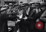 Image of unemployed veteran soldiers Detroit Michigan USA, 1933, second 26 stock footage video 65675041405