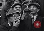 Image of unemployed veteran soldiers Detroit Michigan USA, 1933, second 27 stock footage video 65675041405