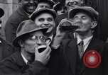 Image of unemployed veteran soldiers Detroit Michigan USA, 1933, second 28 stock footage video 65675041405