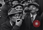 Image of unemployed veteran soldiers Detroit Michigan USA, 1933, second 29 stock footage video 65675041405