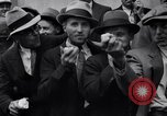 Image of unemployed veteran soldiers Detroit Michigan USA, 1933, second 30 stock footage video 65675041405