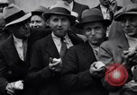Image of unemployed veteran soldiers Detroit Michigan USA, 1933, second 31 stock footage video 65675041405