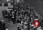 Image of unemployed veteran soldiers Detroit Michigan USA, 1933, second 37 stock footage video 65675041405