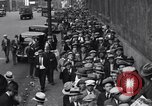 Image of unemployed veteran soldiers Detroit Michigan USA, 1933, second 38 stock footage video 65675041405