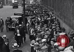 Image of unemployed veteran soldiers Detroit Michigan USA, 1933, second 39 stock footage video 65675041405