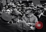 Image of unemployed veteran soldiers Detroit Michigan USA, 1933, second 41 stock footage video 65675041405