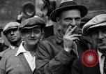 Image of unemployed veteran soldiers Detroit Michigan USA, 1933, second 44 stock footage video 65675041405
