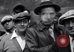 Image of unemployed veteran soldiers Detroit Michigan USA, 1933, second 46 stock footage video 65675041405