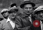 Image of unemployed veteran soldiers Detroit Michigan USA, 1933, second 47 stock footage video 65675041405