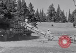 Image of ranchers Cascade Mountains Washington USA, 1933, second 42 stock footage video 65675041408