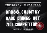 Image of Cross country race Paris France, 1937, second 3 stock footage video 65675041416