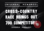 Image of Cross country race Paris France, 1937, second 6 stock footage video 65675041416