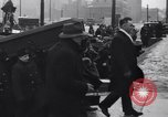 Image of Brother Andre funeral procession Montreal Quebec Canada, 1937, second 20 stock footage video 65675041420