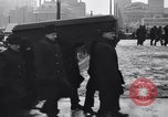 Image of Brother Andre funeral procession Montreal Quebec Canada, 1937, second 23 stock footage video 65675041420