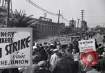 Image of Cannery workers Stockton California USA, 1937, second 8 stock footage video 65675041426