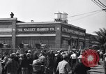 Image of Cannery workers Stockton California USA, 1937, second 17 stock footage video 65675041426