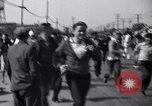 Image of Cannery workers Stockton California USA, 1937, second 33 stock footage video 65675041426