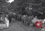 Image of Czech soldiers withdraw after Munich Agreement Czechoslovakia, 1938, second 12 stock footage video 65675041430