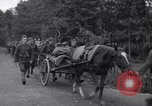 Image of Czech soldiers withdraw after Munich Agreement Czechoslovakia, 1938, second 14 stock footage video 65675041430
