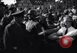 Image of Czech soldiers withdraw after Munich Agreement Czechoslovakia, 1938, second 34 stock footage video 65675041430